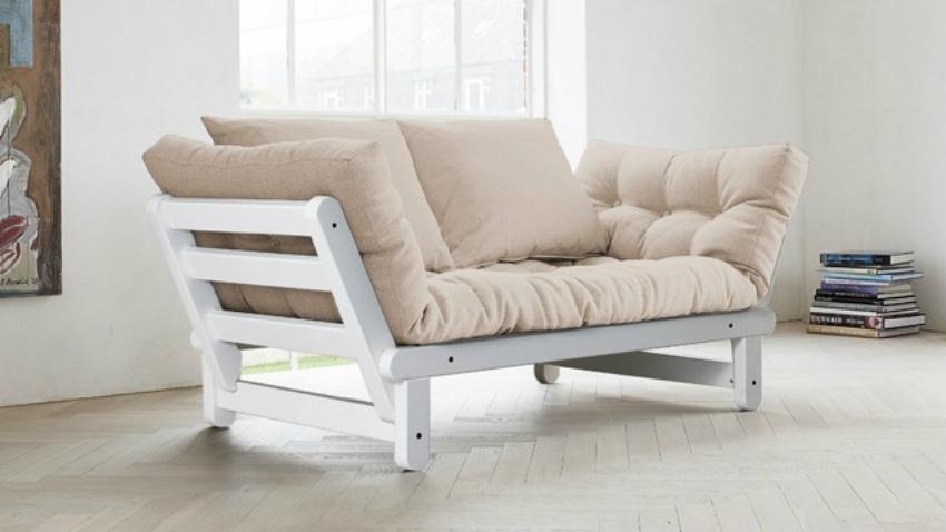 Dalani divano letto futon materasso della filosofia zen - Divano letto futon ...
