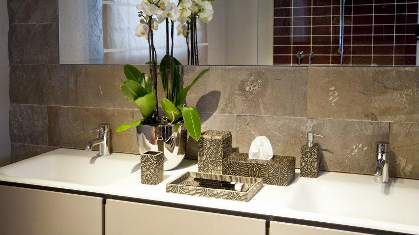 Dalani contenitori per bagno per sapone e biancheria - Contenitori per bagno ...