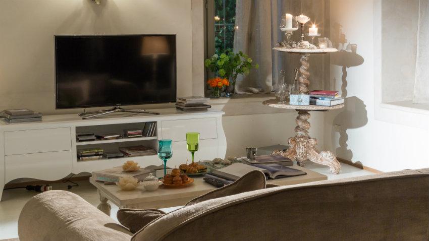 Dalani porta tv in arte povera semplicit e design - Dalani mobili porta tv ...