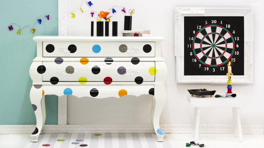 Dalani stickers per mobili nuovo look al tuo arredo - Mobili colorati design ...