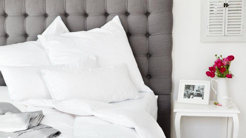 Dalani testata letto capitonn eleganza settecentesca - Testata letto shabby ...