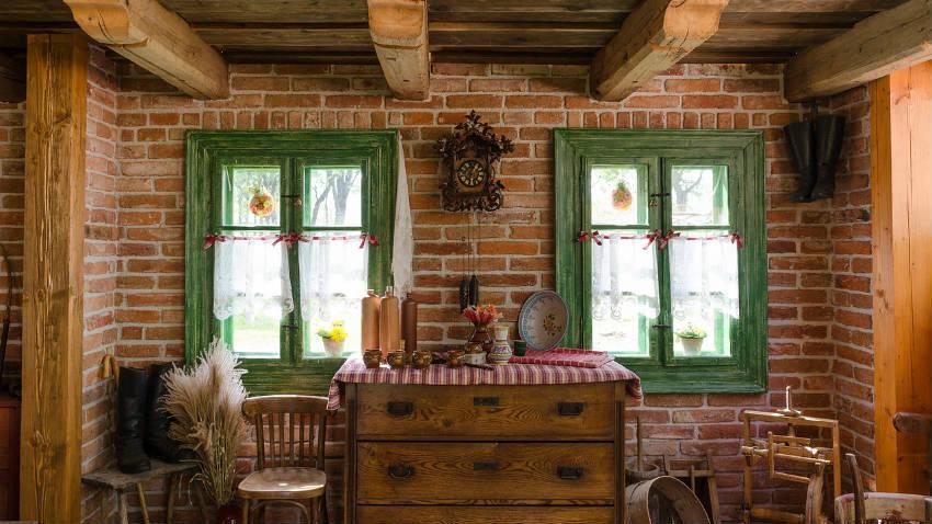 Dalani tende per cucina rustica raffinati dettagli country - Tende per cucina rustica ...