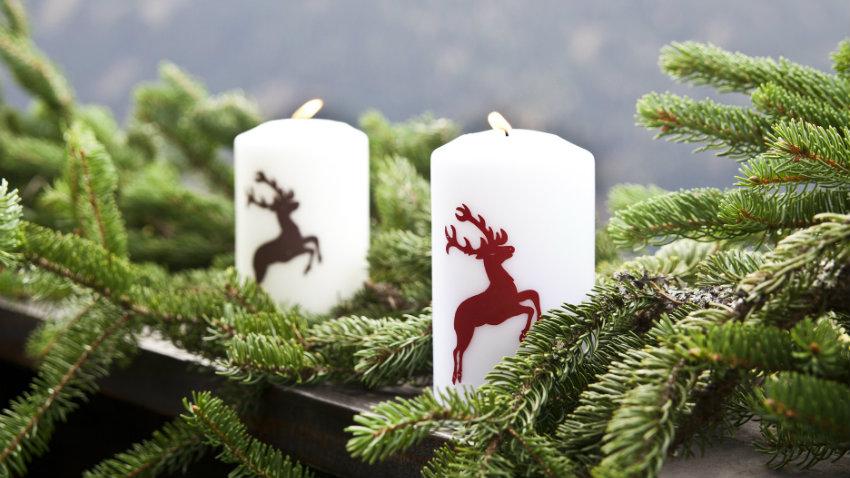 Dalani addobbi natalizi per balconi eleganti e coloratissimi - Addobbi natalizi per cucina ...