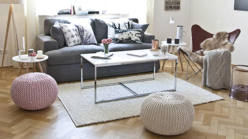 Tavolini da salotto in ferro battuto