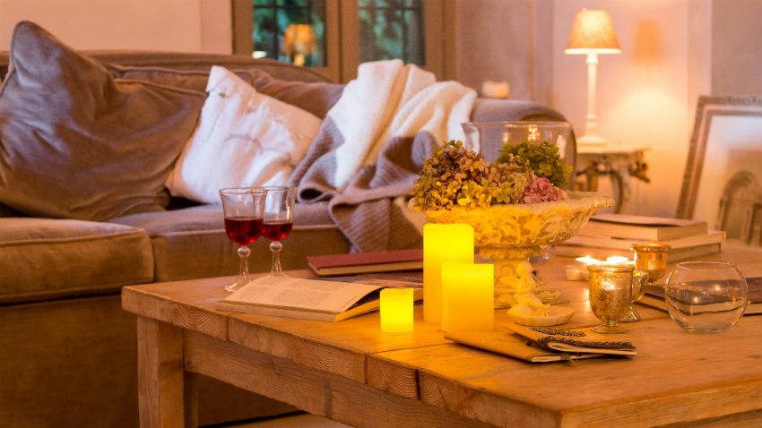 I 5 trend dell 39 autunno dal velluto allo scandi zen dalani - Idee di arredamento della casa ...