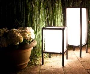 Shop hier je buitenverlichting m t korting westwing - Buitenverlichting design tuin ...