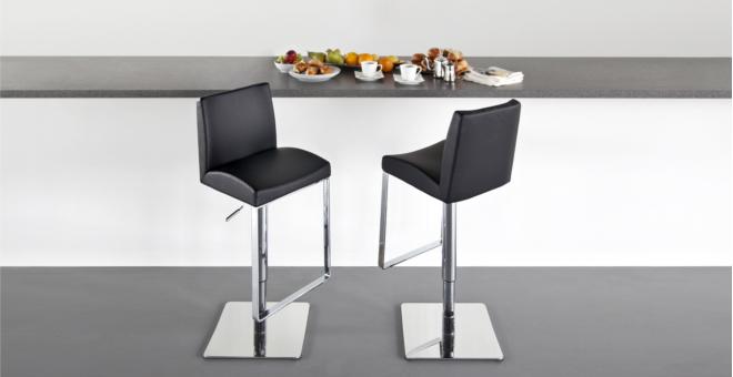 Hedendaags Barkrukken: stijlvolle stoelen voor aan de bar | Westwing NM-11