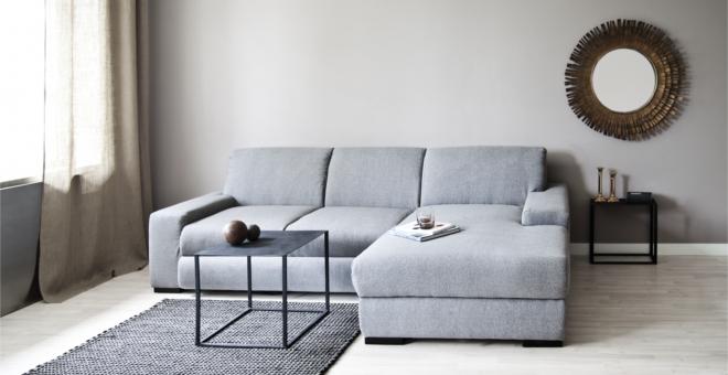hoekbank: geef uw woonkamer een frisse look | westwing, Deco ideeën