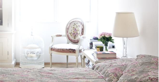Shabby chic stijlvol huis met een vrouwelijke touch - Tijdschrift chic huis ...