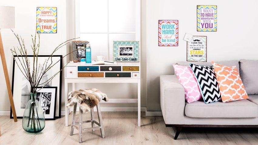 Wanddecoratiebord