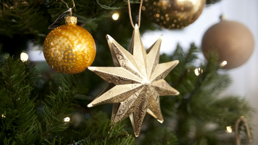 Kerstlampjes