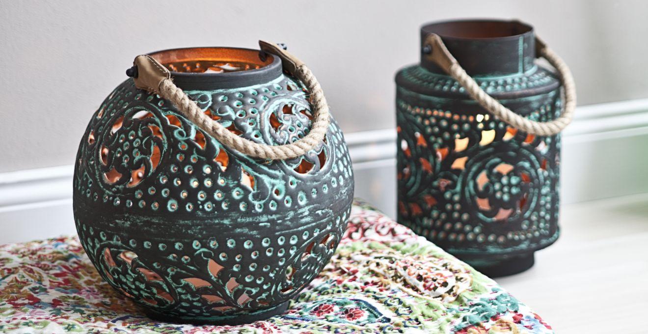 Marokkaanse wandlamp