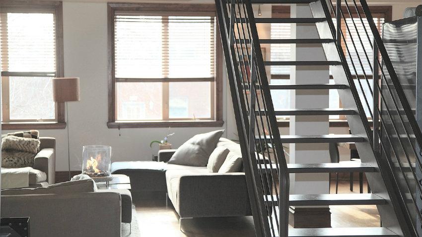 Trappen inspiratie en idee en voor thuis westwing - Huis met trap ...