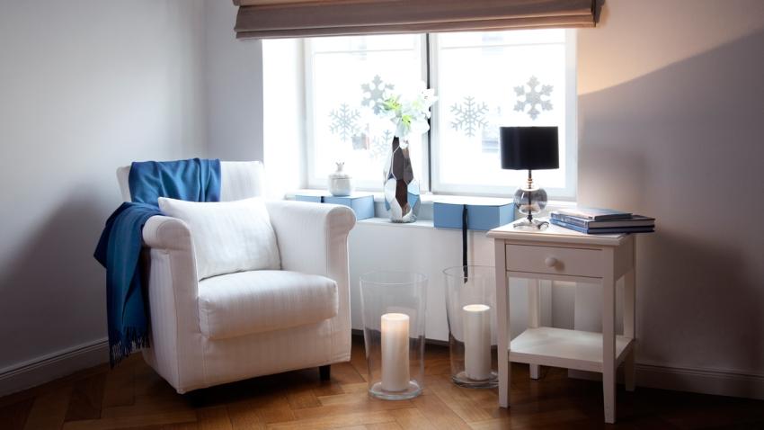 Huis en haard op temperatuur met een verwarming | Westwing