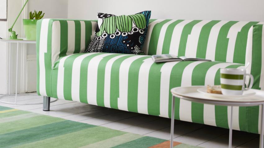 Groen tapijt