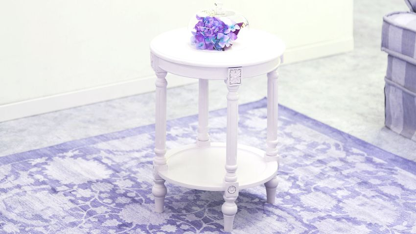 Paars tapijt