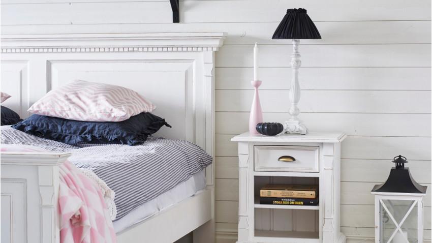Witte bedden passen perfect in elke slaapkamer | Westwing