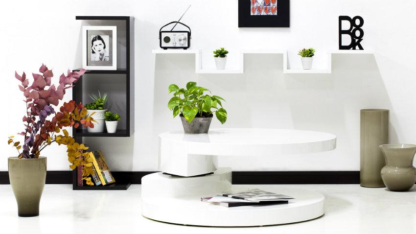 Witte hoogglans meubels: modern en mét korting | Westwing