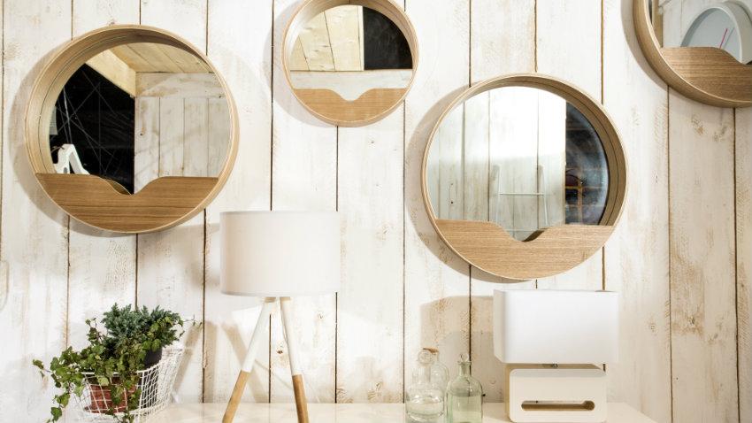 Steigerhout Behang Slaapkamer : Behang sloophout: stoer rustiek en mét korting westwing