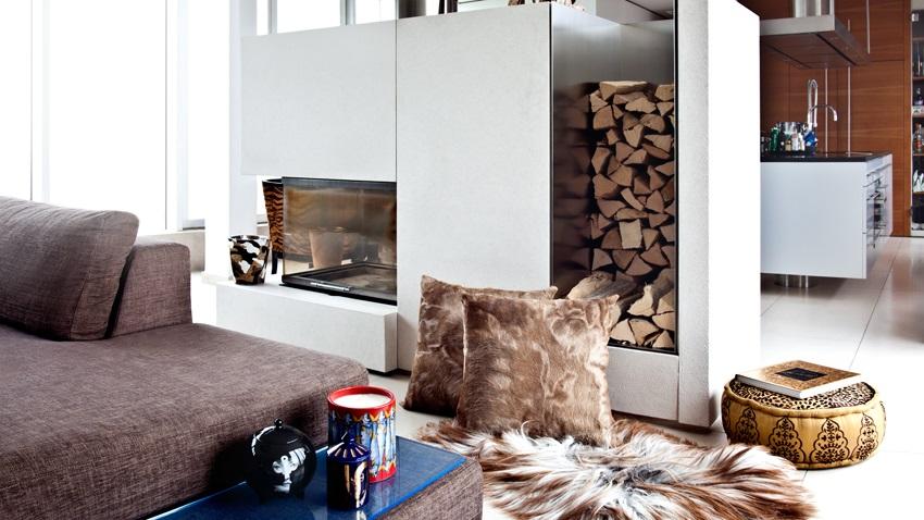 Modern droomchalet in de alpen u excellent magazine