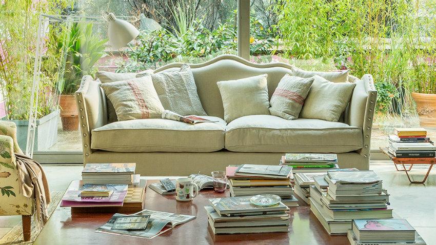 Vind je inspiratie voor een landelijke woonkamer! | Westwing