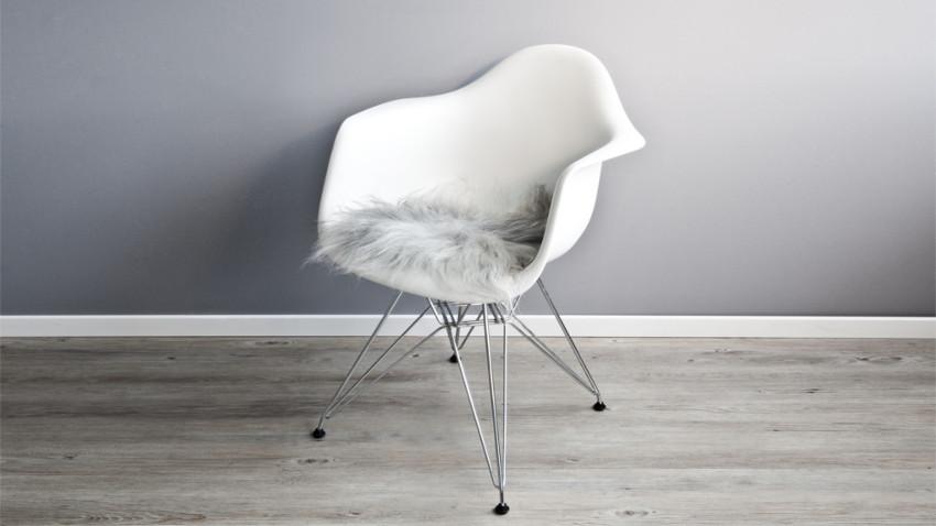 Witte kuipstoelen design comfy en m t korting westwing for Keukenstoelen met wieltjes