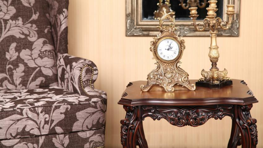 Klassiek Engels Interieur : Shop je klassiek engelse tafelklok hier mét korting westwing