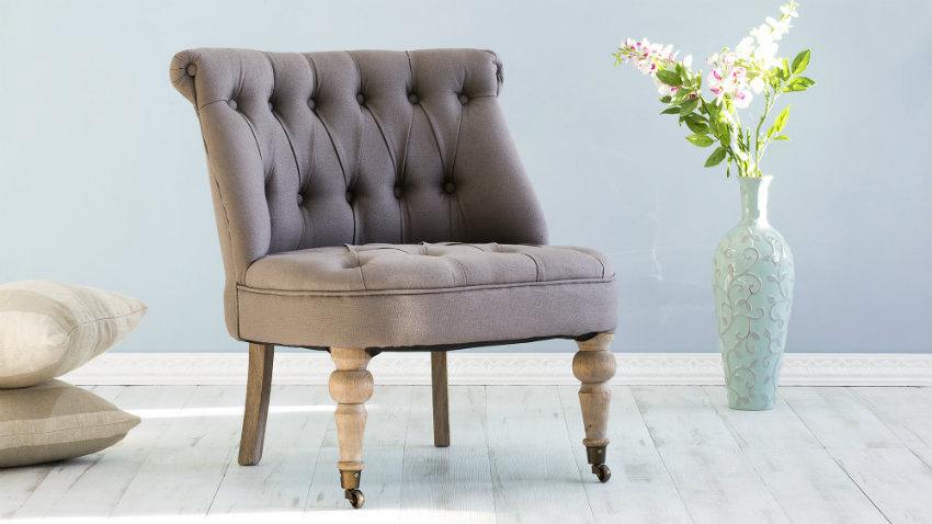 Oud Roze Fauteuil : Als een prinses op de troon in een roze fauteuil westwing