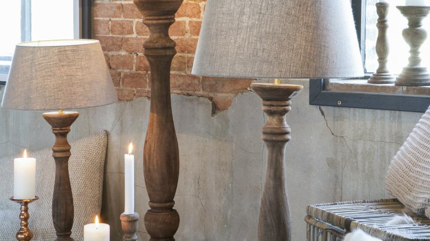 Landelijke lampen authentieke sfeermakers westwing for Landelijke lampen
