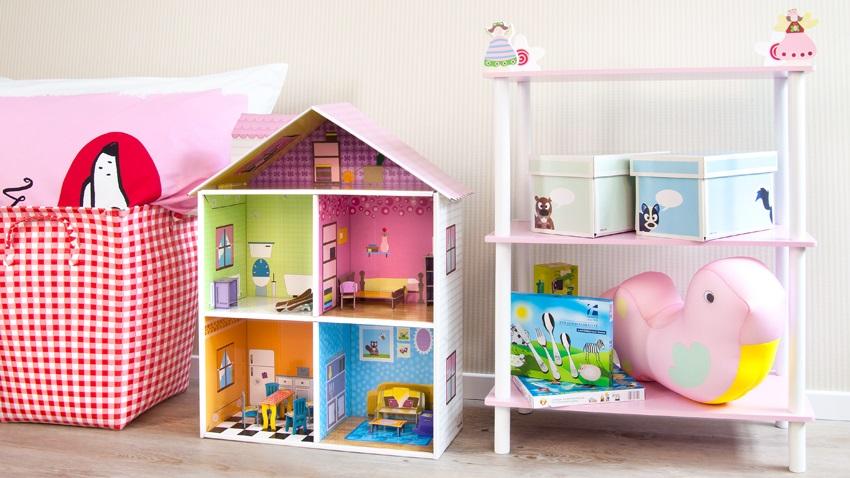 poppenhuis bouwpakket