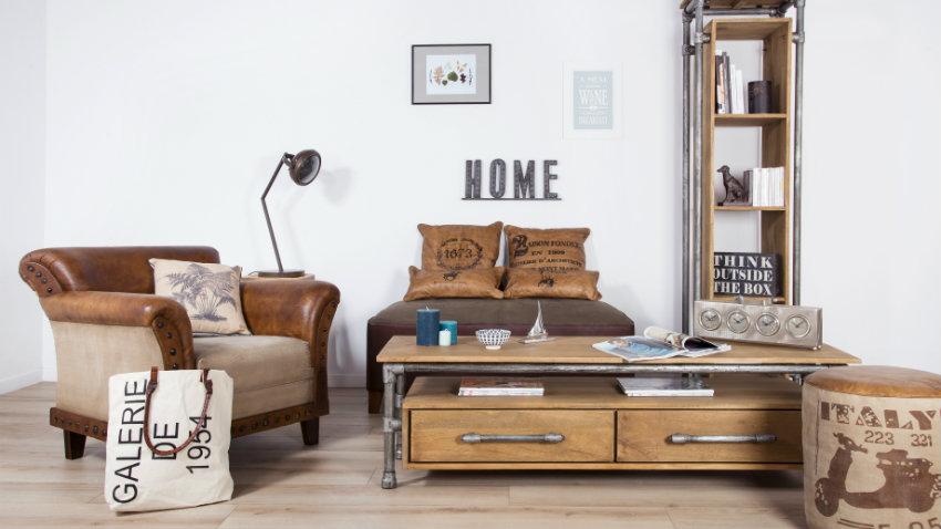 Een Sloophout Interieur : Een tv meubel steigerhout is een echte blikvanger westwing