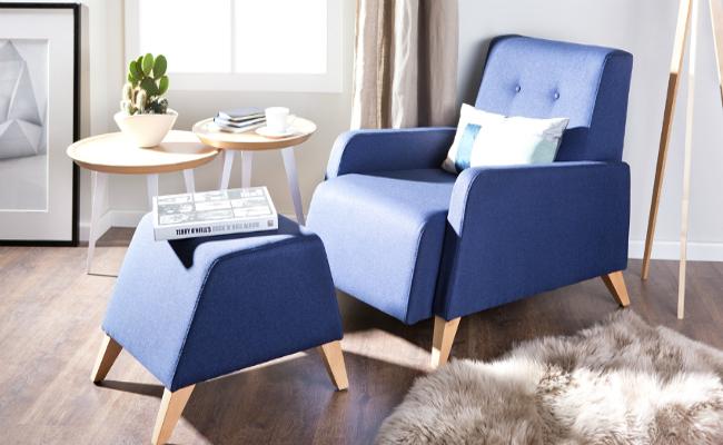 Aranżacja salonu i meble wypoczynkowe