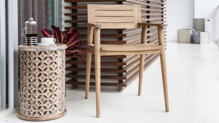 krzesło na balkon