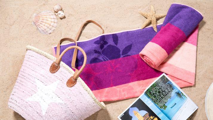 ręczniki plażowe duże