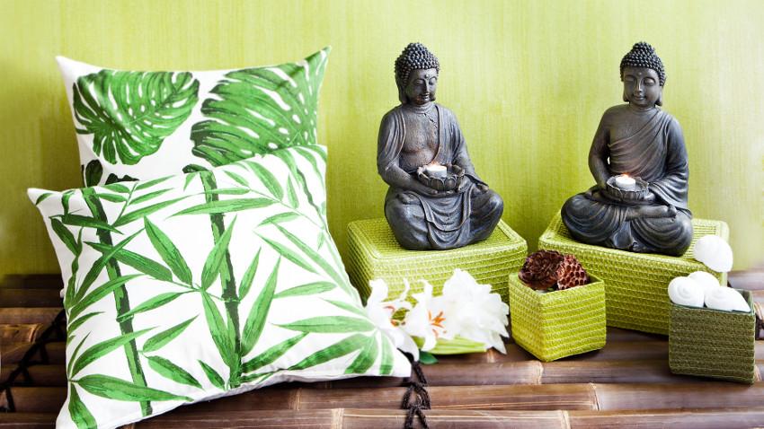 Feng shui: kolory