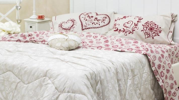 Romantyczne sypialnie