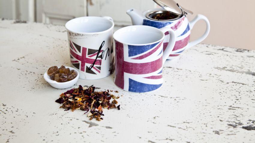 Puszka na herbatę