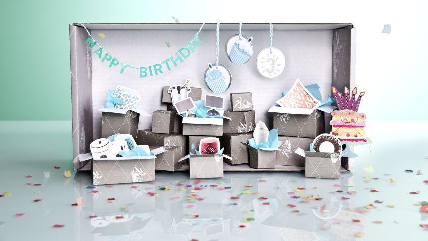 Dekoracje na urodziny dziecka