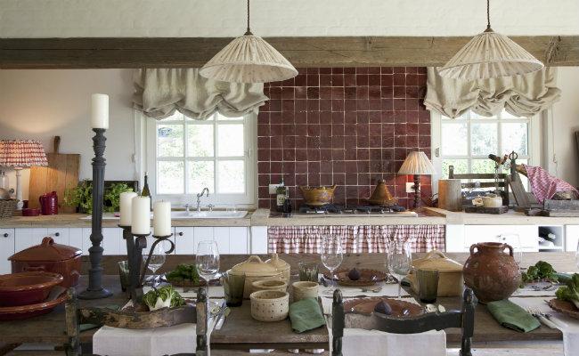 Wiejska kuchnia w włoskim stylu