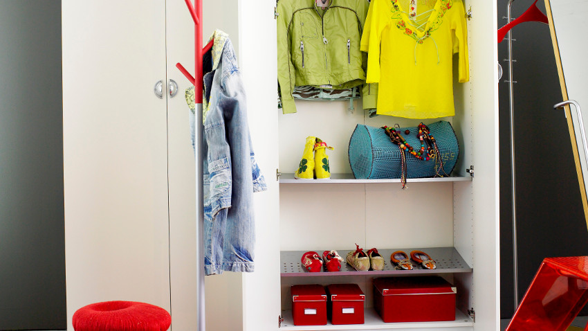 Garderoba do przedpokoju