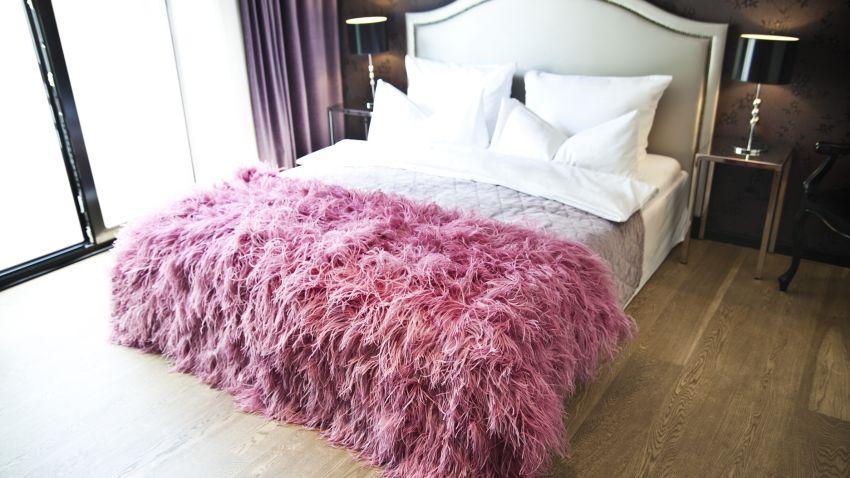 Jak uszyć narzutę na łóżko