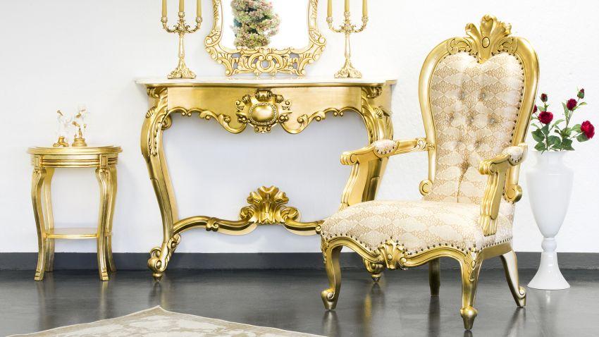 Krzesła glamour