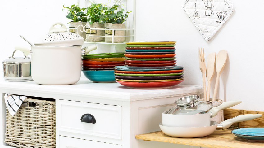 Szafki kuchenne z szufladami