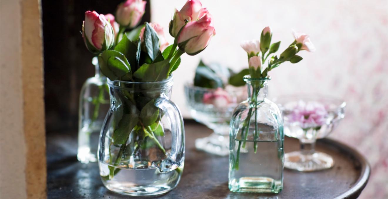 Brązowy wazon