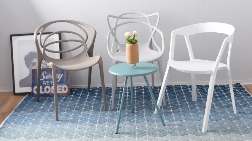 Krzesło kubełkowe