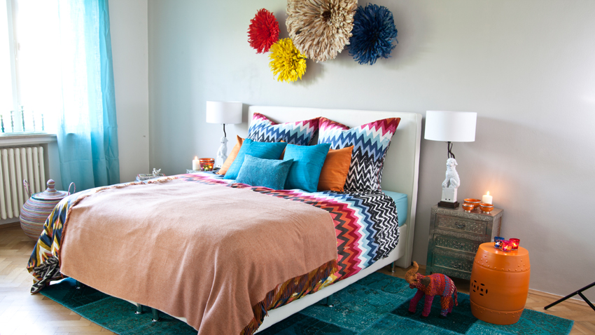 jak zrobi ozdoby z pompon w krok po kroku westwing. Black Bedroom Furniture Sets. Home Design Ideas