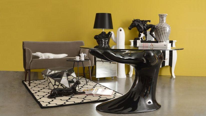 Dizajnové dekoračné predmety do interiéru