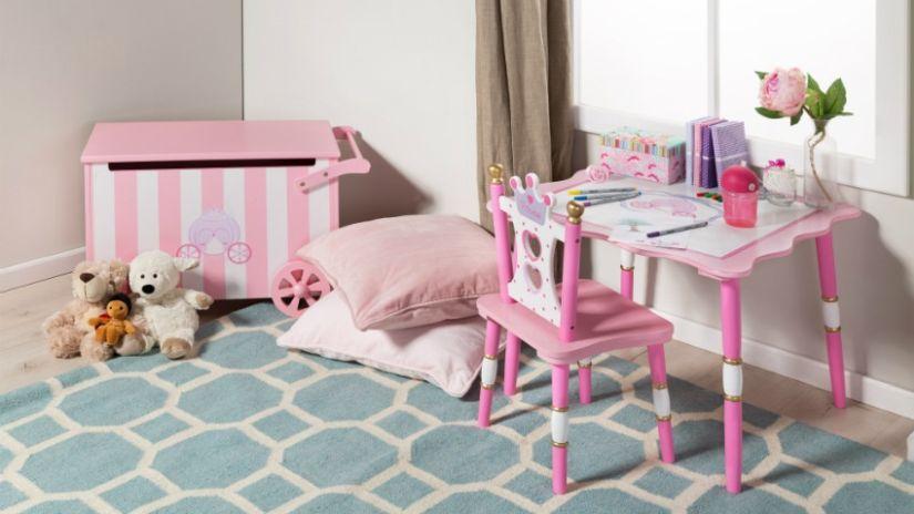 Kvalitné závesy do detskej izby