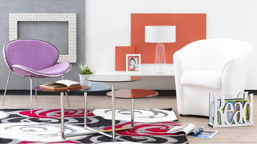 Trendy stoličky vo francúzskom štýle