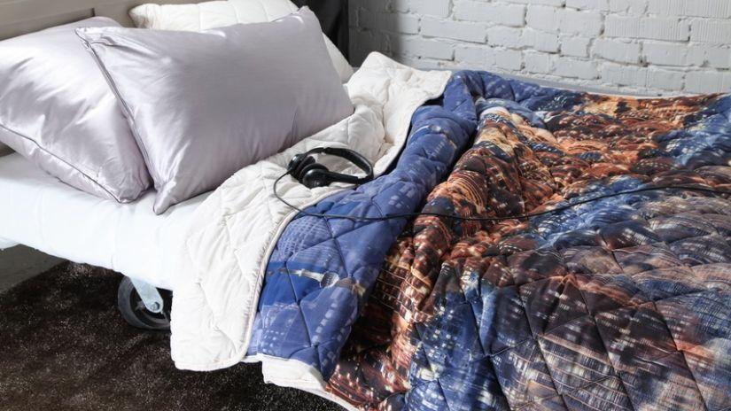 Moderná posteľ pre deti